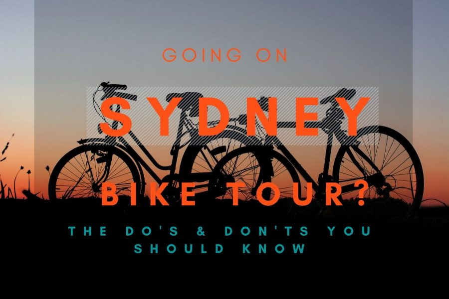 Sydney Bike Tours: Do's And Don'ts